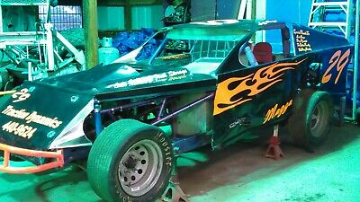 IMCA MODIFIED ROLLER dirt track circle track Jet Mod oval track race car