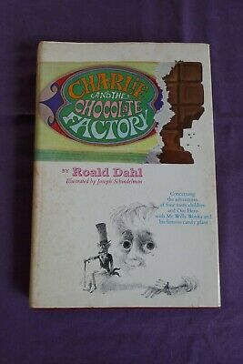 1964_CHARLIE AND THE CHOCOLATE FACTORY_ By Roald Dahl_1st Edition_2nd Printing?