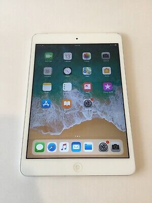 Apple iPad mini 2 16GB, Wi-Fi+Cellular (Verizon), 7.9in, Silver - Good Condition