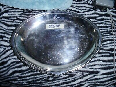 princes plate, Mappin & Webb , good condition. stamped