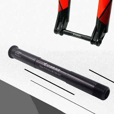 Cycling Bicycle accessory MTB Bicycle Front Fork Axle Alloy Durable Practical