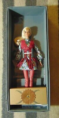 NRFB Time of the Season Poppy Parker Doll Integrity IFDC 2018 w/shipper w/GUITAR
