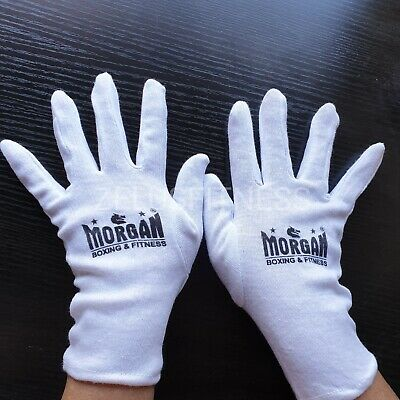 Cotton Inners MORGAN BOXING liner Sweat Hand Insters UNISEX Cotton PAIR