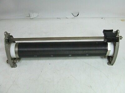 Variable Sliding Resistor Rheostat 53Ohm, 4A by The Zenith Electric Co. Ltd