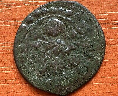 Alexius I Comnenus 1081-1118 AD AE Class K Anonymous Follis Constantinople mint.