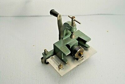 Fraser Model 500 Cloth Cutting Machine Hooked Braided Rugs