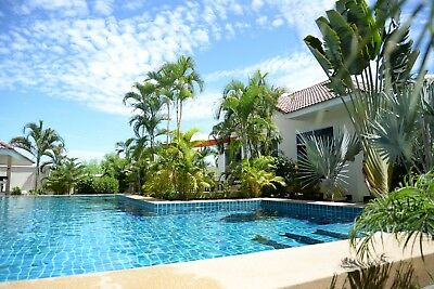 Bangsaray Villa Holiday rental for 4 people with Large Pool
