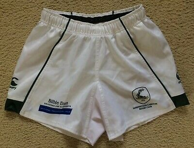 Merewether Carlton Rugby Union Shorts - CCC On Field - Mens Size 32 - VGC
