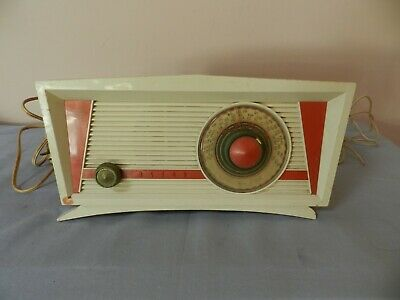 Vintage Tube Radio Astor 50's 60's era