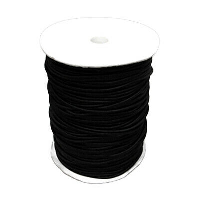 5mm Round Elastic Bungee Cord Shock Rope Tie Down Stretch for Kayak Boat Trailer