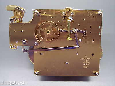 REBUILT HERMLE 1051-031 55cm CLOCK MOVEMENT Read Why Others Arent Really Rebuilt
