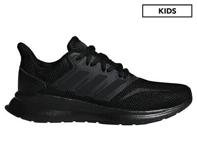 Adidas Kids' Runfalcon Shoe - Core Black M117