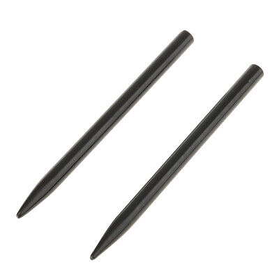 2pcs Paracord Fids Lacing Stitching Weaving Needles Stainless Steel 3.5inch