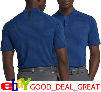9e930b7d 2018 TIGER WOODS Tw Cooling Graphic Golf Polo Shirt 892317-465 ...