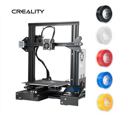 Creality Ender 3 3D Printer 220X220X250mm DC 24V + 1kg 1.75mm PLA Wholesale