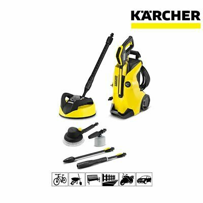 Karcher K4 Full Control Car & Home Pressure Washer Missing Detergents 13240090