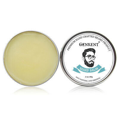 New UK Gifts Men Salon Leave-In Beard Taming Styling Conditioner Beard Balm 60g