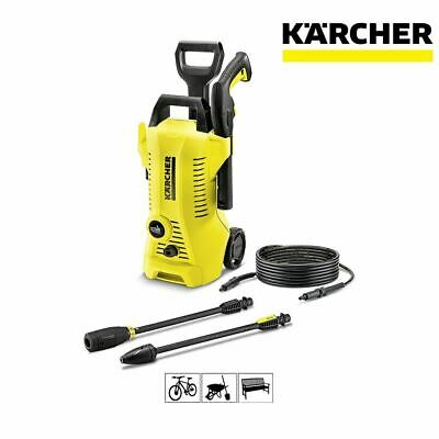 Karcher K2 Full Control Pressure Washer 1400W Missing Detergents 1673402 Grade C