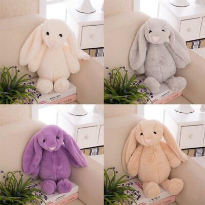 Cute Rabbit Plush Stuffed Doll Soft Kids Animals Toy Toys For Home Decor Gift US