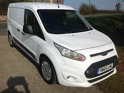2014 64 plate Ford Transit Connect 1.6TDCi L2 Trend crew van