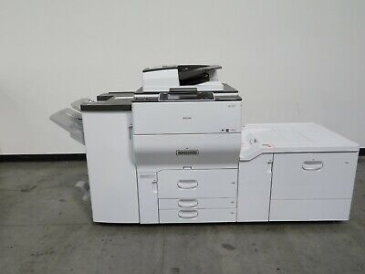 Ricoh MPC8002 Mp C8002 Couleur Imprimante Photocopieuse Scanner - 80 Ppm - 137K