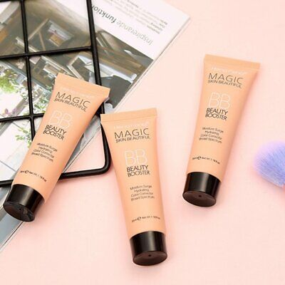 MAGIC Natural Concealer BB Cream Whitening Moisturizing Nude Foundation Makeup K