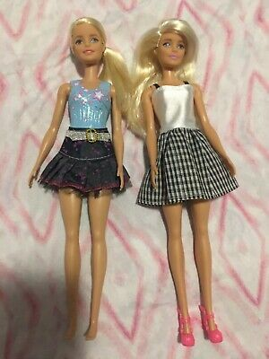 2 x Barbie Dolls