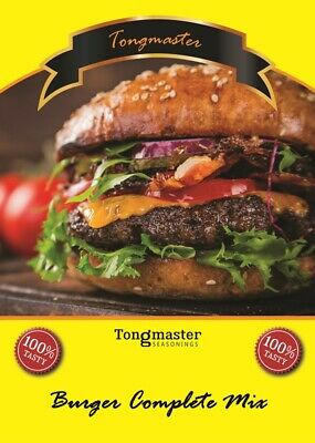 Lamb & Mint Gluten-Free Burger Complete Mix - 500g
