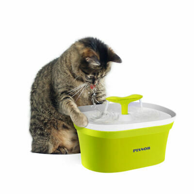 Pet Drinking Water Fountain Electric Chat Chien automatique Bowl Filter 2.8L