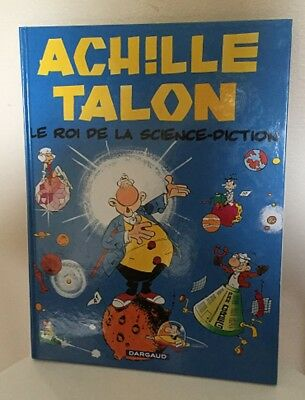 Achille Talon Le roi de la science fiction. Edit Dargaud