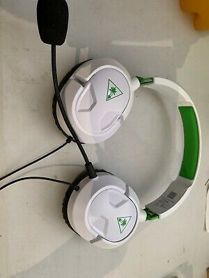 Turtle Beach Recon 50X Stereo Gaming Headset in White