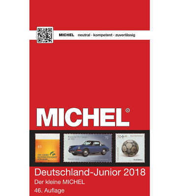 Michel Deutschland Junior Katalog 2018