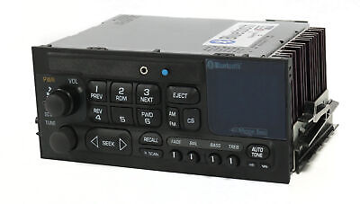 2001 Chevrolet Express 2500 AM FM Radio with Aux Input and Bluetooth Ready