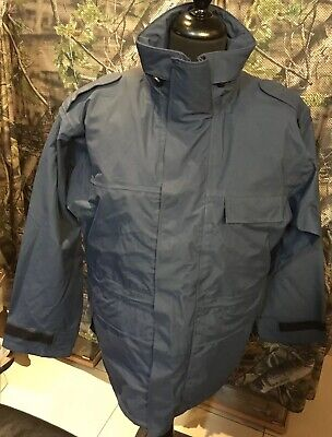 Genuine RAF issue Gore-Tex Wet Weather Blue Jacket Without Lining Various sizes