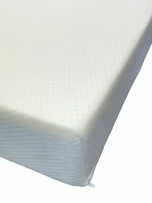 Full Memory Foam Reflex Mattress 7+3 All Foam Mattress All Sizes 3ft, 4ft6, 5ft