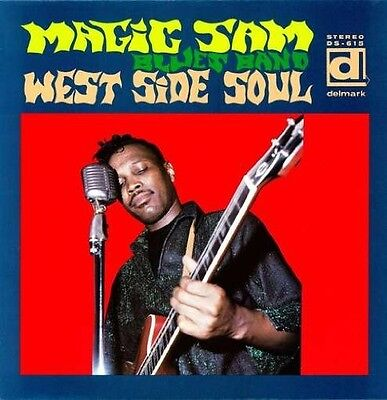 "Magic Sam ""West Side Soul"" - NEW SEALED LP Sweet Home Chicago!"