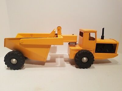 NYLINT 1950's Tournarocker Dump Truck Pressed Steel