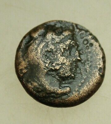 KINGS OF MACEDON. Alexander III 'the Great' (336-323 BC). AE17mm Hercules Bow