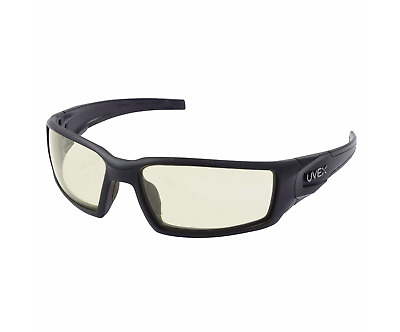 Howard Leight by Honeywell Uvex Hypershock Low-Light Shooting Glasses with