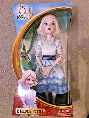 "Disney China Girl from Oz The Great and Powerful Large 14"" Doll New"