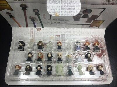 OOP Wizarding World Harry Potter Wizzis Cute Kawaii Pencil Figures collection