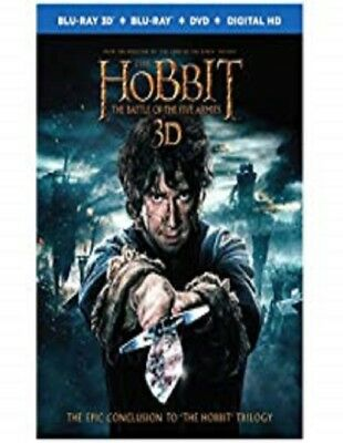 Hobbit The Battle of the Five Armies (3D Combo Pack) digital expired --SEE NOTES