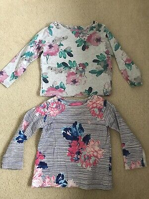 Girls Joules Harbour Tops Age 12-18 Months