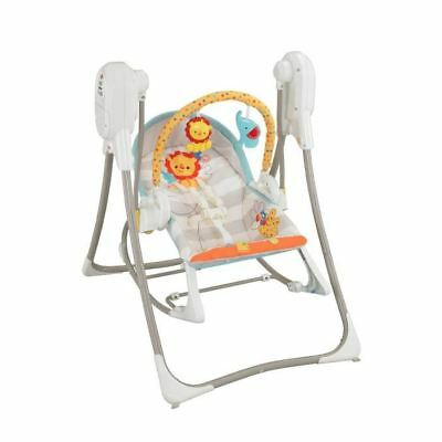 FISHER-PRICE - Balancelle Évolutive 3 en 1 - NEUVE