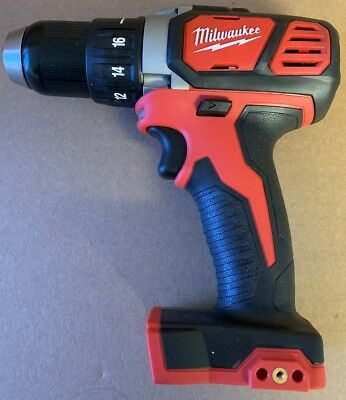 """Milwaukee 18V 1/2"""" Cordless Drill/Driver #2606-20 (Tool Only) New"""
