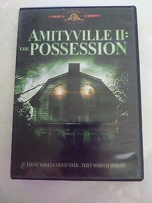 Amityville 2 - The Possession (DVD, 2005) FREE SHIPPING