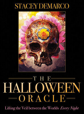 Halloween Oracle Cards by Stacey Demarco and Jimmy Manton