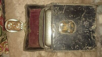 COWLEY VINTAGE AUTOMATIC LEVEL with (tatty) case