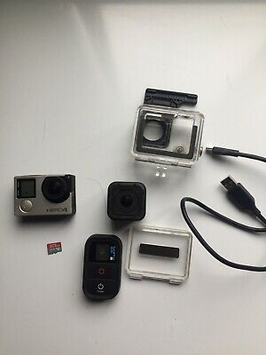 GOPRO HERO SESSIONS 4 & SILVER 4k HD