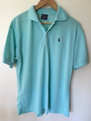 Men's Polo Sport Short Sleeve Top - Size Large - Good Pre Owned Condition